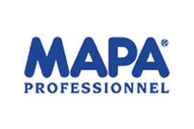 logo mapa werkhandschoenen