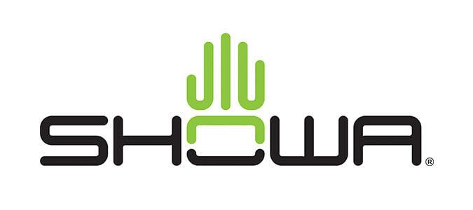 showa handschoenen logo