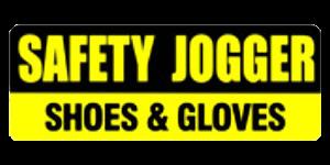 safety jogger handschoenen logo